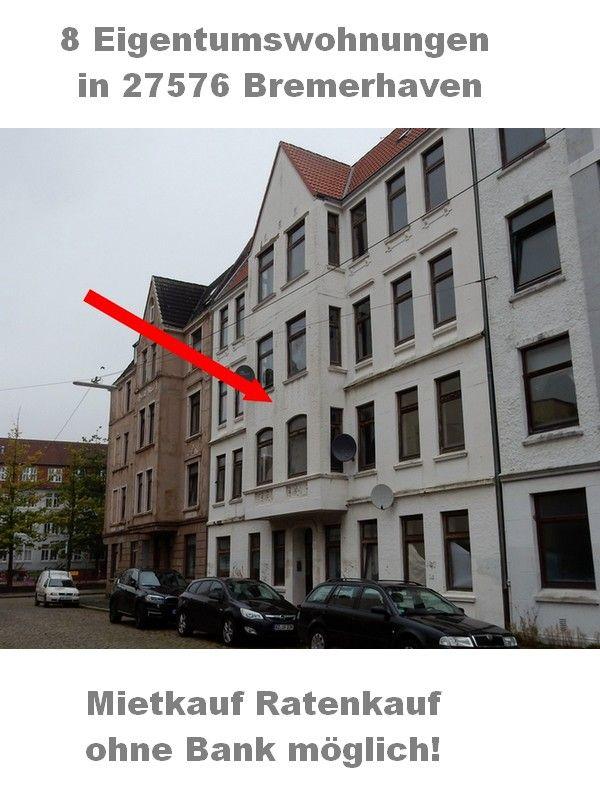 New  Eigentumswohnungen in Bremerhaven zu verkaufen privater Mietkauf Ratenkauf