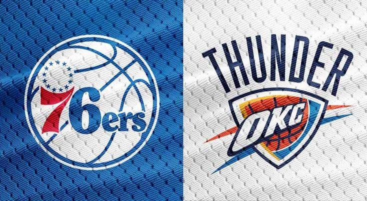 Game Preview: 76ers vs OKC ~ Basketball Stuff