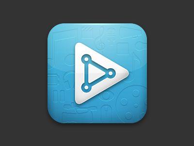 App Icon    http://dribbble.com/shots/641901-Pivotshare-App-Icon?list=tags=app