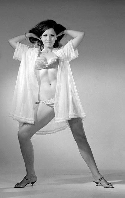Ildiko Pacsi, hungarian actress, 60'