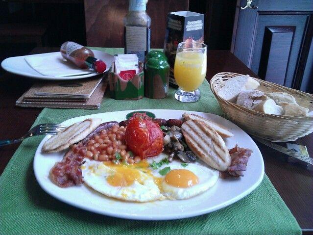 Életem legjobb reggelije :-)