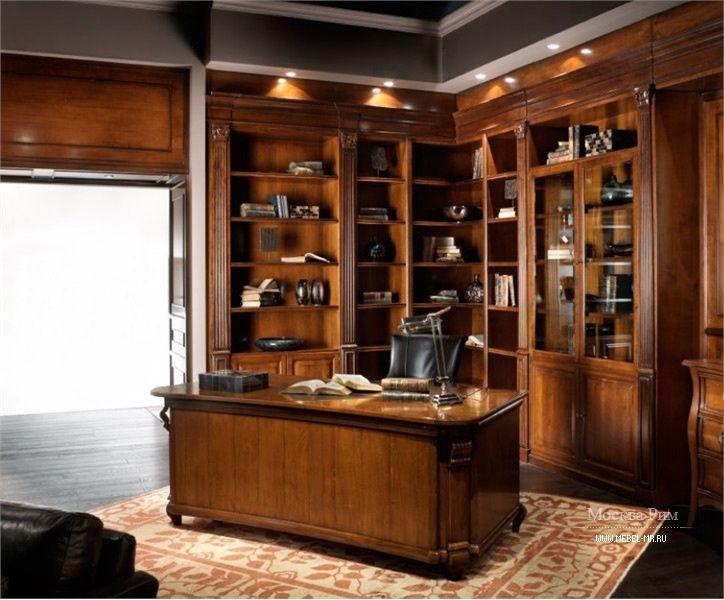 Письменный стол с корпусом из массива древесины Arte Brotto Mobili S.r.l.