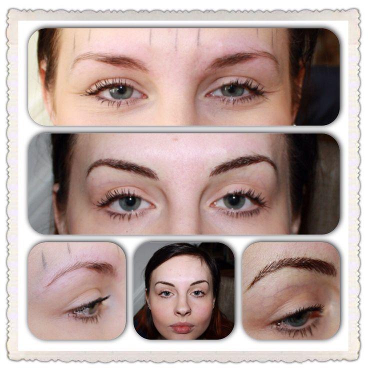 Semi_Permanet brows by Elisa Thomas