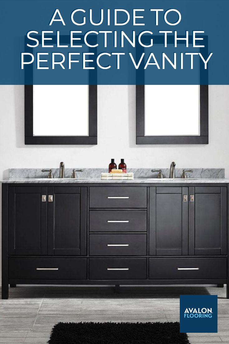 How To Choose A Bathroom Vanity Bathroom Vanity Options Bathroom Vanity Small Bathroom Vanities Bathroom Remodel Master