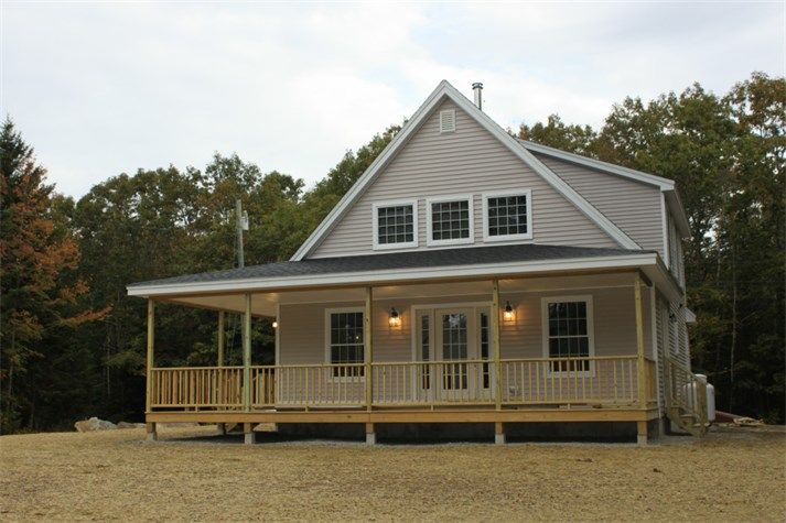 Maine Modular and Manufactured Homes | Custom and Pre-Fabricated homes by KBS Building Systems and Skyline Homes | Mid Coast Maine | Maine Modular and Manufactured Homes located in Waldoboro, Maine.