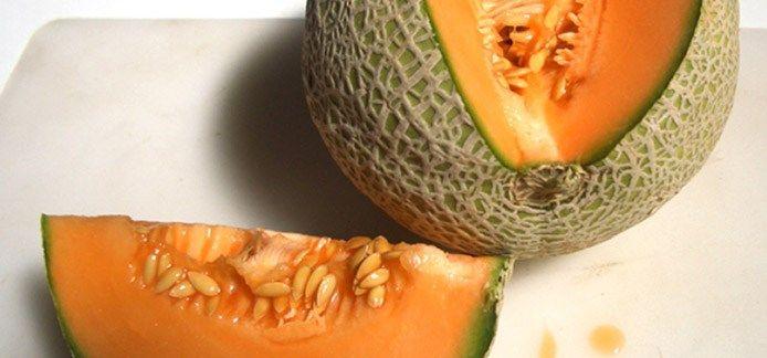 MELONE MANTOVANO Restiamo sempre a Mantova per un melone che viene prodotto soprattutto nella zona di Viadana, nel cremonese, nella zona di Sermide, Rodigo e ovviamente Mantova.