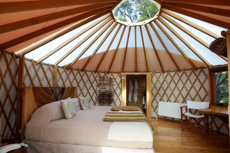#Experimentandenjoy the #soundofthewind or #rain while you #sleep, #seethestars from your #comfortablebed, see a #beautifulview from your #window and #discover in the vicinity of the #yurts an #aromaticforest populated by #coigüesandnotros! #PatagoniaCamp will allow you contemplate the #wonderfulnature of #Patagonia with #comfort! Consult us> http://goo.gl/zq246J