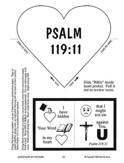 Scripture Meditations Bible Class