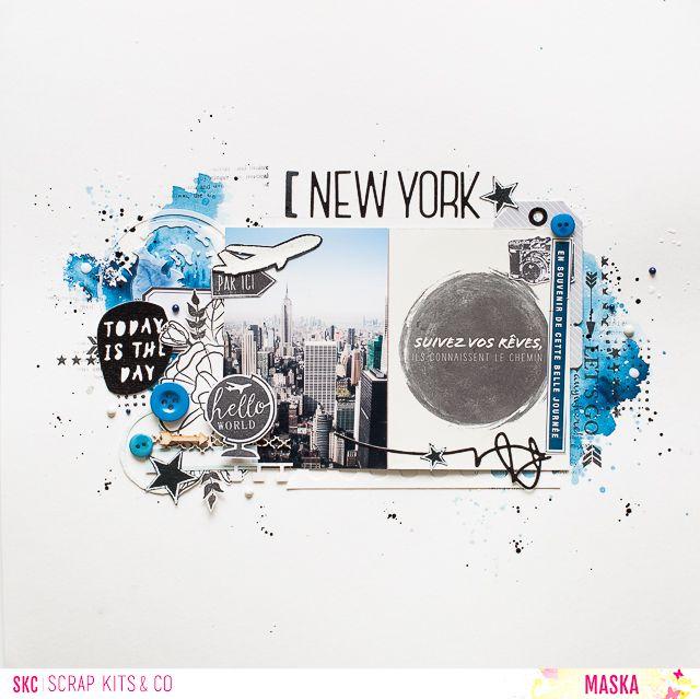 SKC kit patouille de juin: New york |