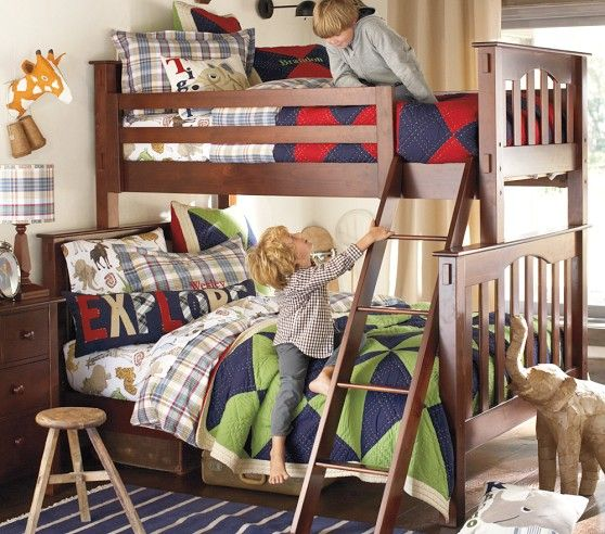 Kendall Twin Over Full Bunk Bed New Home Pinterest Bedroom
