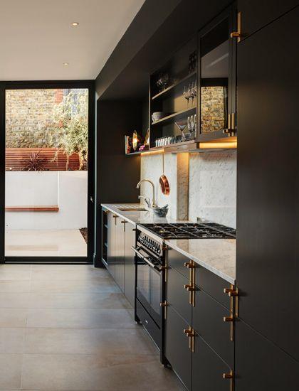 buster and punch kitchen material pinterest. Black Bedroom Furniture Sets. Home Design Ideas