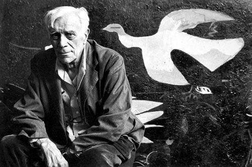 """Georges Braque (1882-1963) """"Reality only reveals itself when it is illuminated by a ray of poetry."""""""