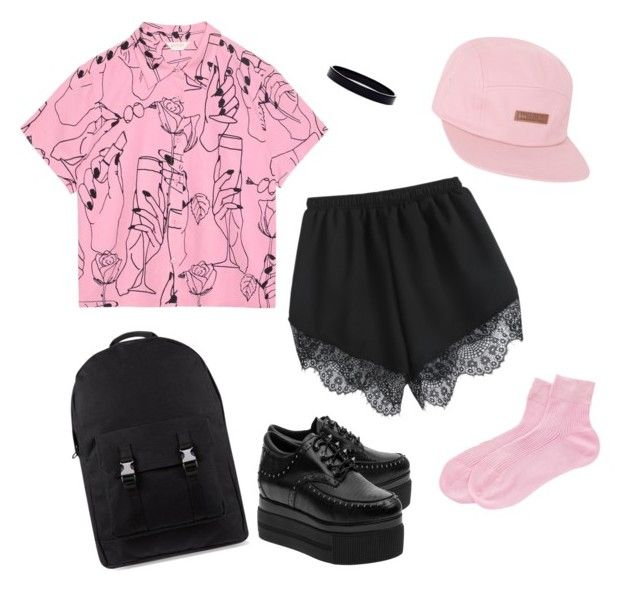 """cara02"" by ocrapschorkcytapunkap on Polyvore featuring Ash, C6, Maria La Rosa and L. Erickson"