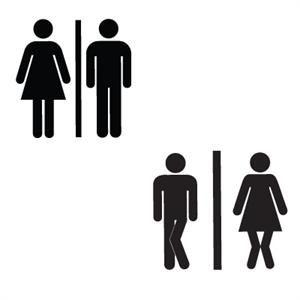Toiletsticker