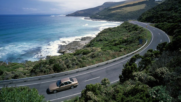 If you haven't heard of Australia's Great Ocean Road and love winding, seaside drives, you're sorely missing out.