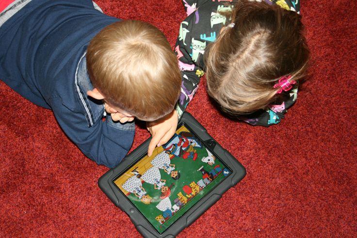 Olof Borjo har under 1,5 år arbetat som IKT-pedagog med inriktning mot förskolan. Här delar han med sig av sina favoriter bland alla pedagogiska appar. App