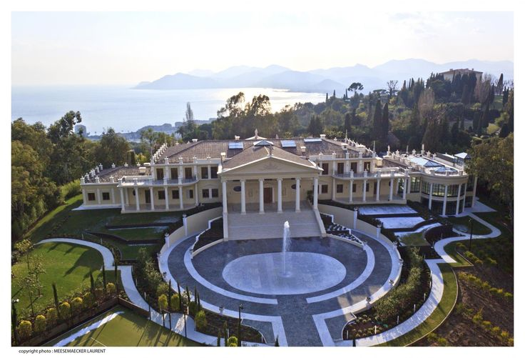 One of the most beautiful homes in #CostaAzzura #Cannes #Luxury #Beauty #France #Home