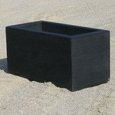 Found it at AllModern - Rectangular Planter Box