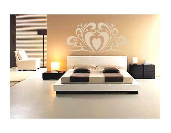 . Vinilos de interior con diseños originales Corazón Heráldico 01425
