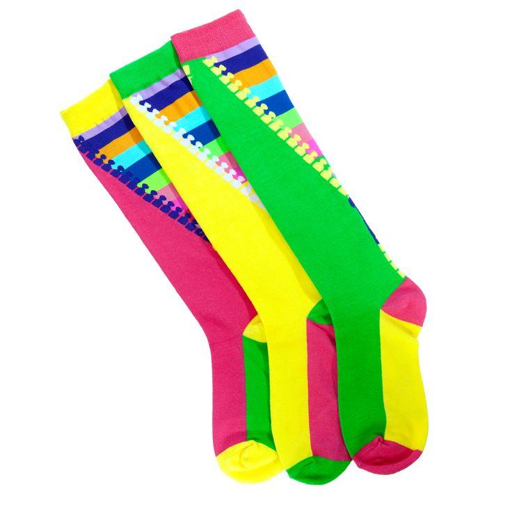 Color me happy socks