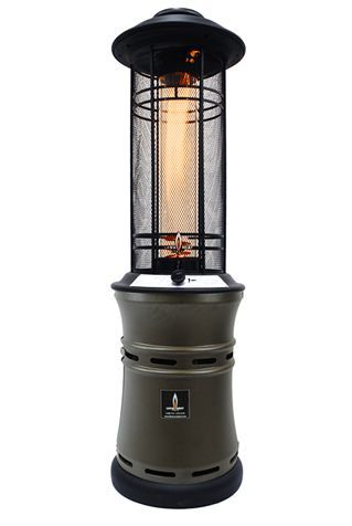 Lava Heat Lh 2 120201 Ember 51 000 Btu Commercial Collapsible Flame Patio Heater