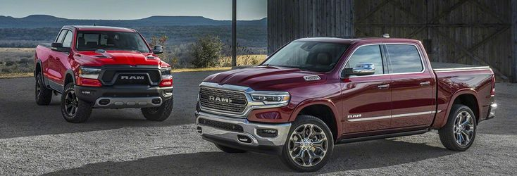 ICYMI: Redesigned 2019 Ram 1500 Gets Bigger And Lighter