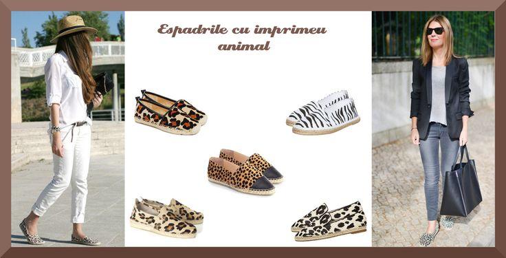 Ultimele tendinte in #moda #espadrilelor pentru sezonul de vara. #pantofi #incaltaminte #tendinte #stil #accesorii