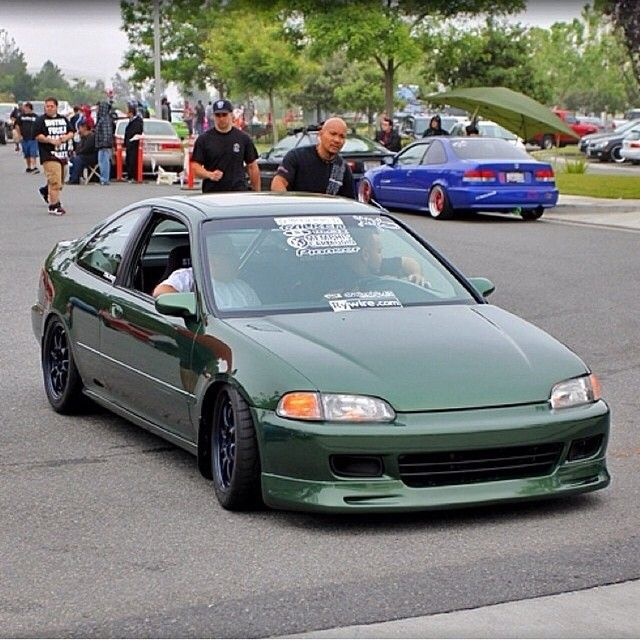 Dave White Acura Used Cars: 15 Best Images About Civic Ej1 On Pinterest