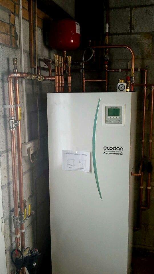 Ecodan internal unit
