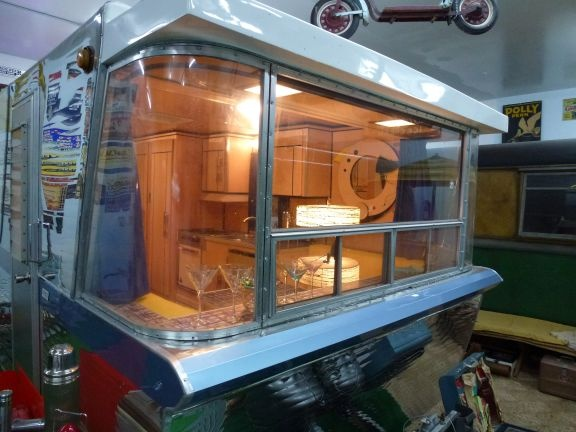 front kitchen travel trailer floors i m in love with the holiday house s vista windows ahhhhhhhhhh want one someday so bad trailers vintage camper