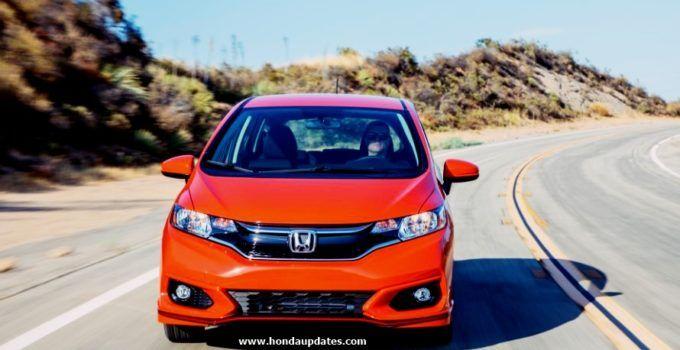 2020 Honda Fit Sport Review And Rumors