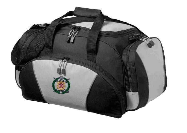Omega Psi Phi Metro Duffel Bag SALE $34.95. - Greek Gear®