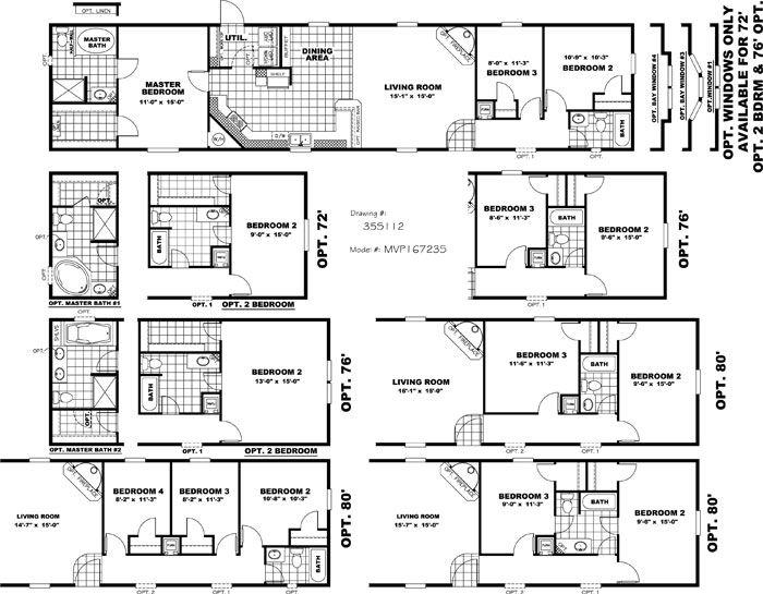 Single Wide Homes Many Plans Available – Fondos de Pantalla