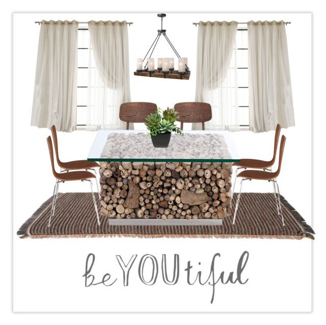 """""""Home #1"""" by siggan22 on Polyvore featuring interior, interiors, interior design, home, home decor, interior decorating and Kettal"""