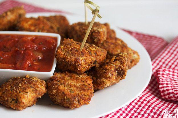 Zesty Paleo Chicken Bites