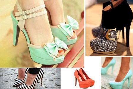 Какая обувь подойдет невысоким девушкам