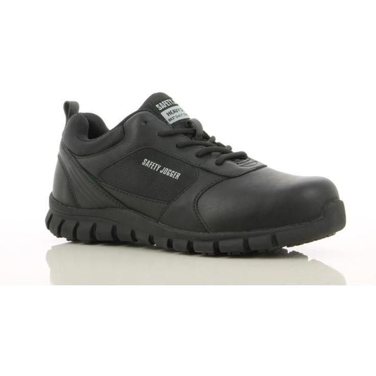 Chaussures de travail extremely légères Security Jogger KOMODO S3 SRC ESD Noir 38 – CORTINA