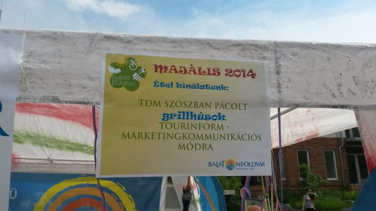 2014 Majális/Fest of May