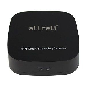 aLLreli® M1 WiFi Wireless Music Receiver/Adapter