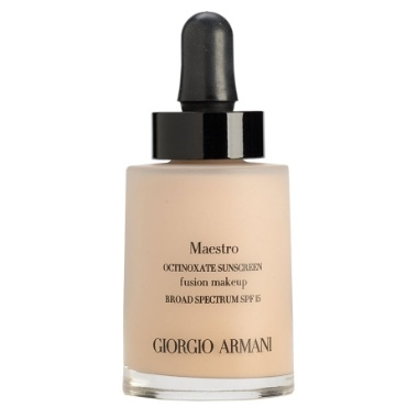 Invisible perfection (Giorgio Armani Cosmetics Maestro Fusion°