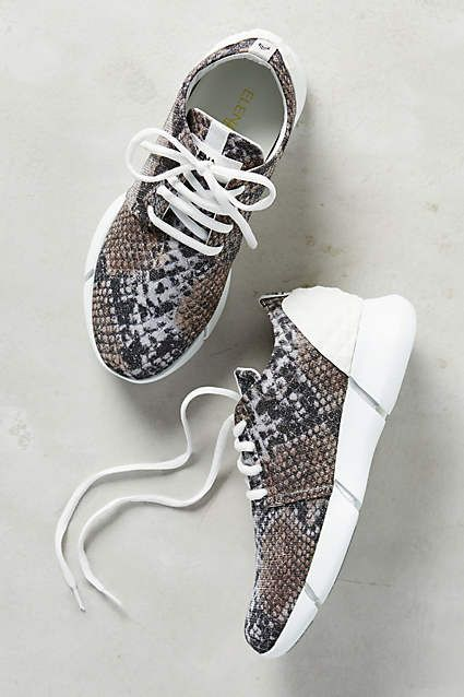 Elena Iachi Calu Sneakers - anthropologie.com