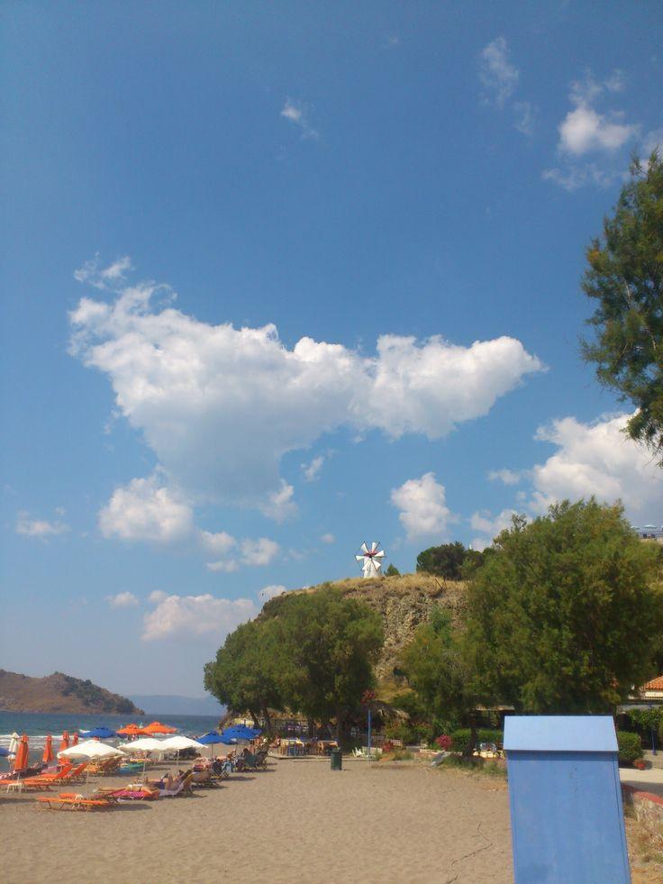 Anaxos,Lesvos,Greece