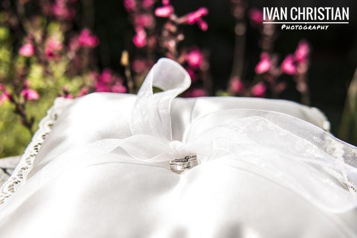 Wedding Rings - Ivan Christian Photography
