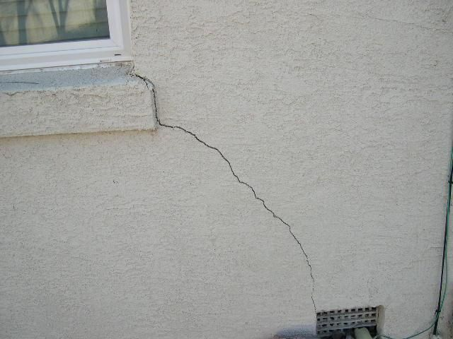 Let us help you fix the cracks in your stucco before they get serious!