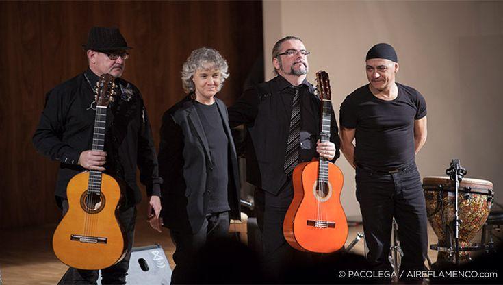 Mayte Martín se acuerda de los muertos del cante flamenco