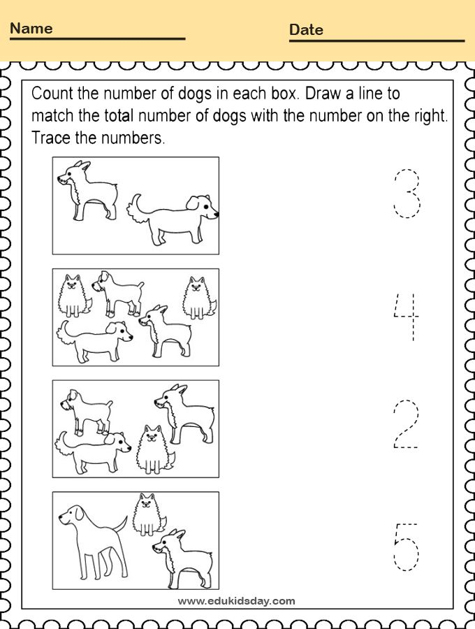 Printable Counting Worksheet For Kindergarten Math Worksheet For Kids Edukid Kids Math Worksheets Kindergarten Worksheets Printable Kindergarten Worksheets