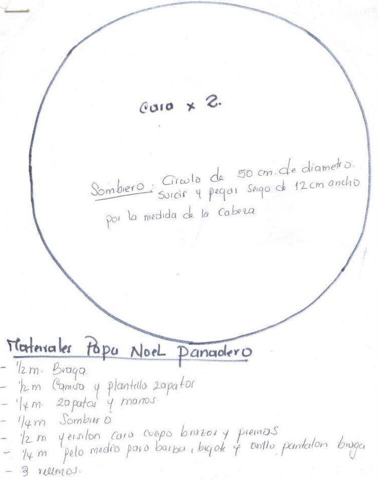 SANTA PANADERO DE LA WEB