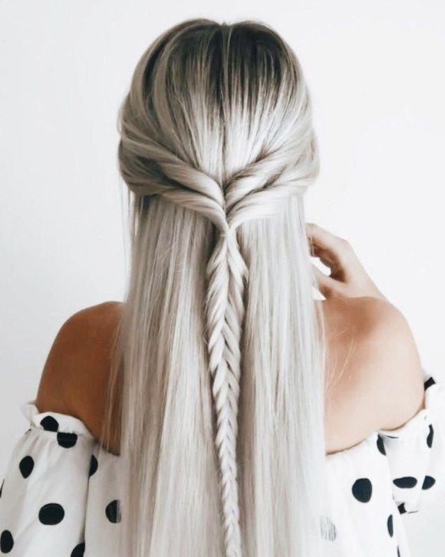 Die besten Damenfrisuren, die Sie 2019 nicht missen möchten – Infashionus 22 Bilder #LongHair –  – #Kurzhaarfrisuren