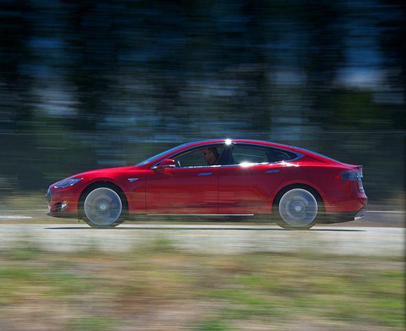 Essai Routier Model S | Tesla Motors
