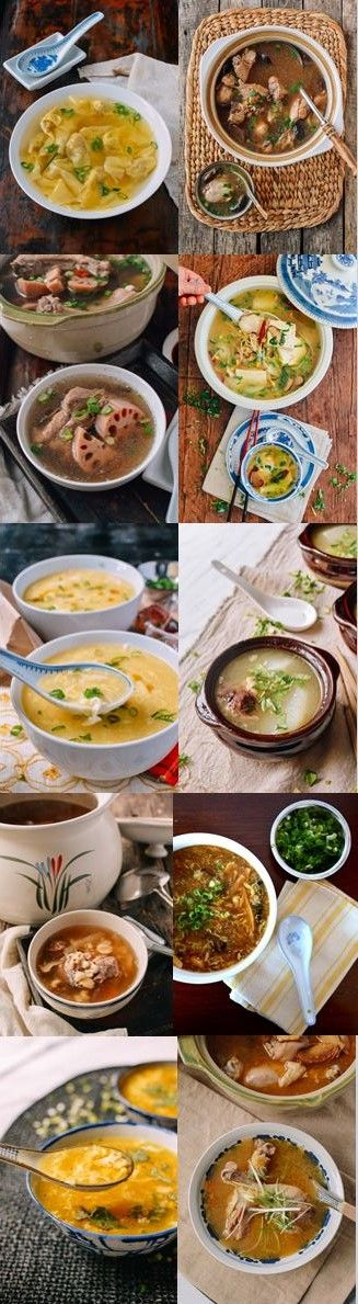 #Traditional #Chinese #Soup to #Warm #Your #Soul recipes by the Woks of Life